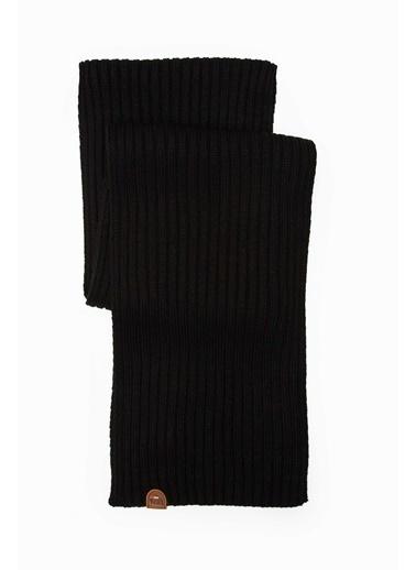 U.S. Polo Assn. Atkı Siyah